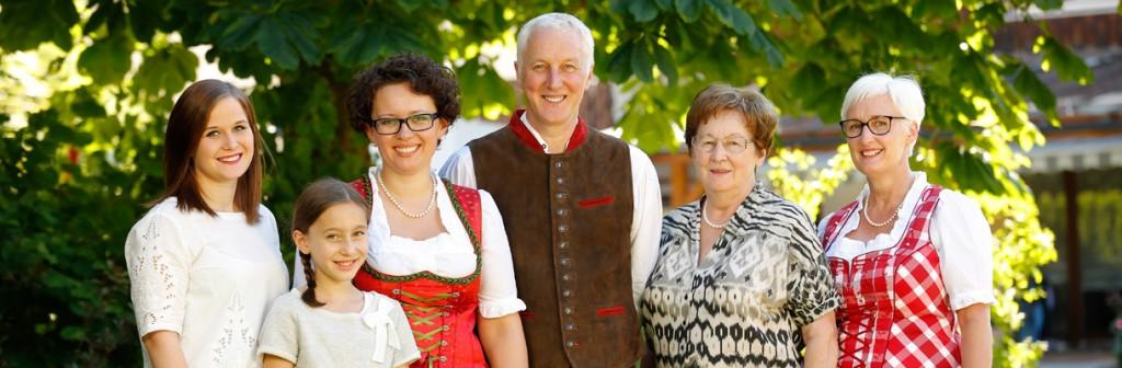 Familie Wieser Landhotel Mohren