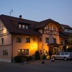 Hotel Mohren Aussenansicht Wangen Allgäu