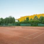 Tennisplatz Mohren 3 Sterne Hotel Allgäu Wangen