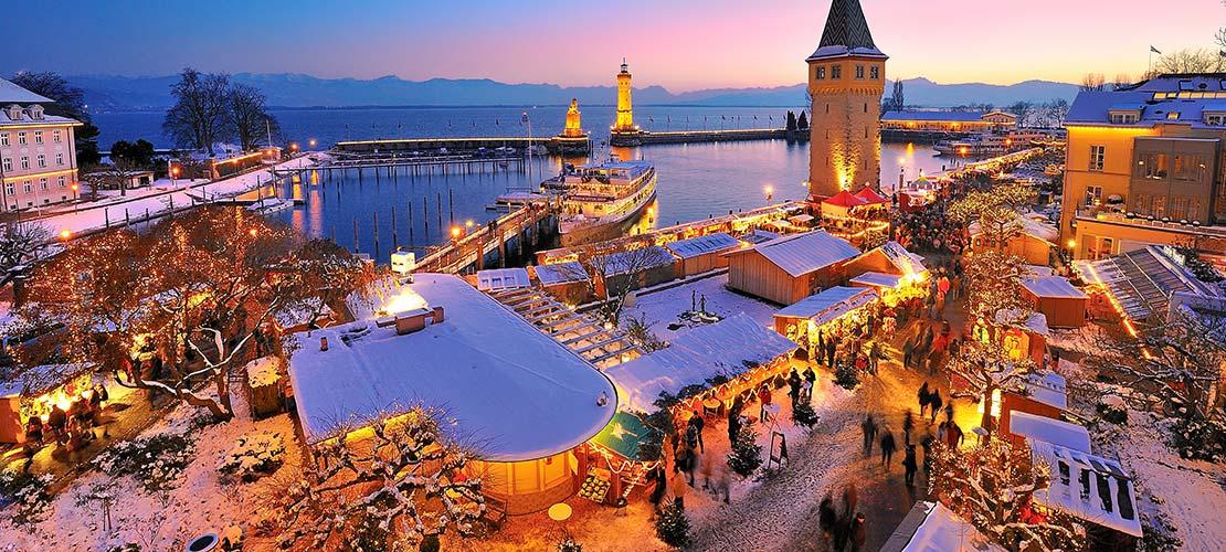 Weihnachtsmarkt Lindau Bodensee