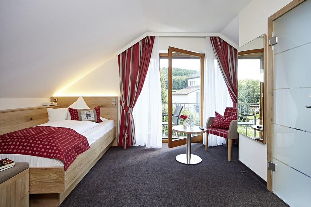 Zimmer Komfort Hotel Allgäu Bodensee