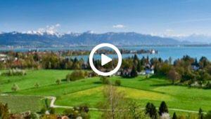 Allgäu-Bodensee-Region im Sommer