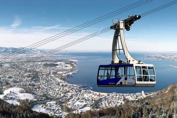 Pfänderbahn Wintersport