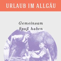 Urlaub Allgäu Bodensee Voralpen